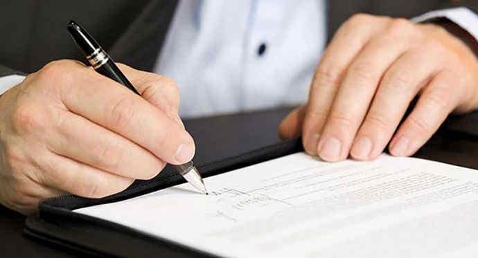 نکات حیاتی درباره امضای اجاره نامه دستی