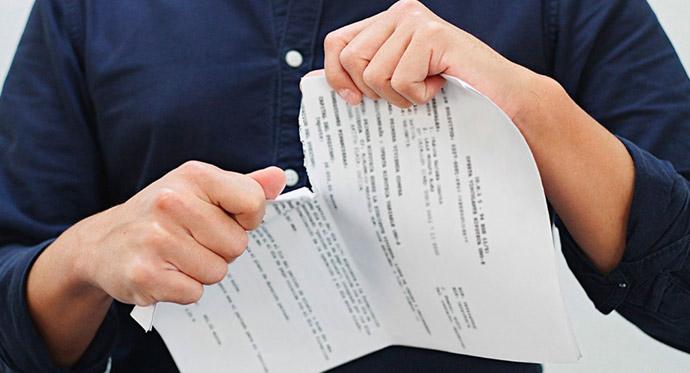 فسخ کد رهگیری اجاره نامه به چه صورت است؟